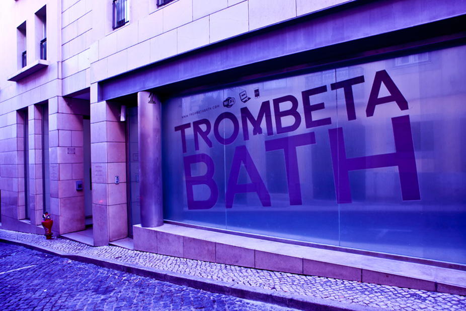 Trombeta Bath Lisbon Gay Circuit