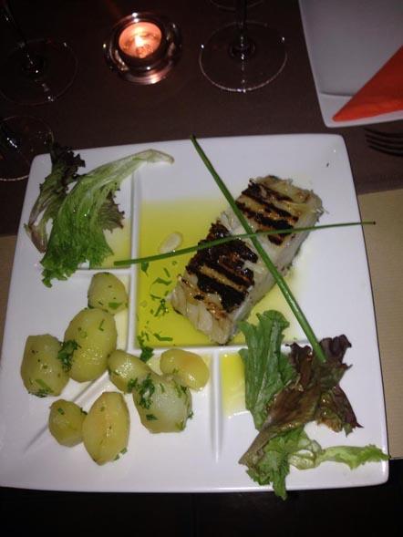 9 Bacalhau Assado