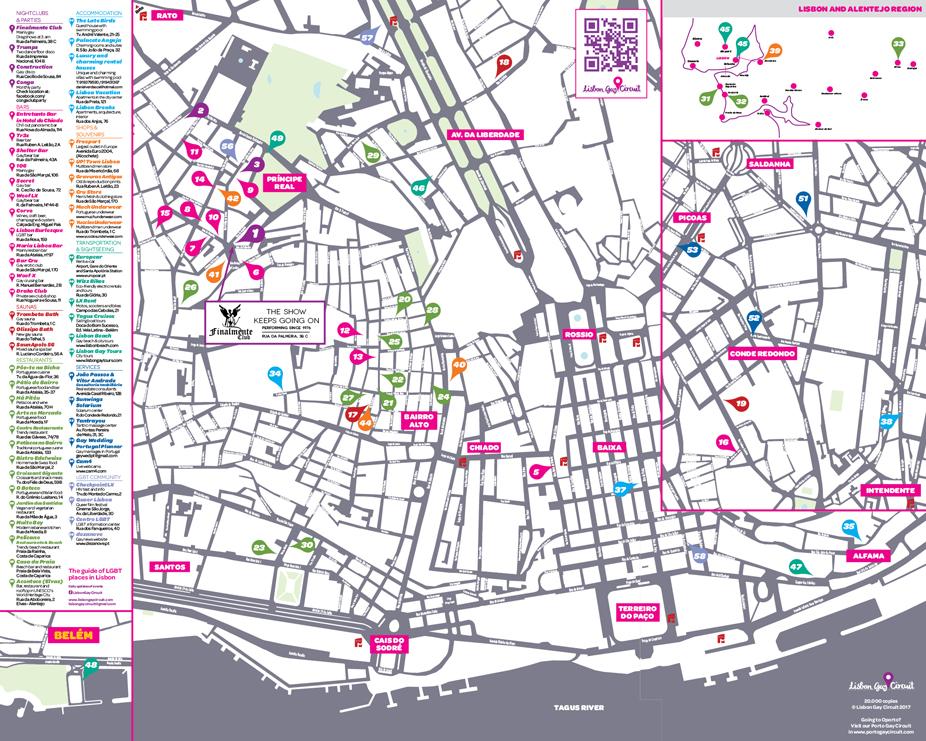 lisboa gay map
