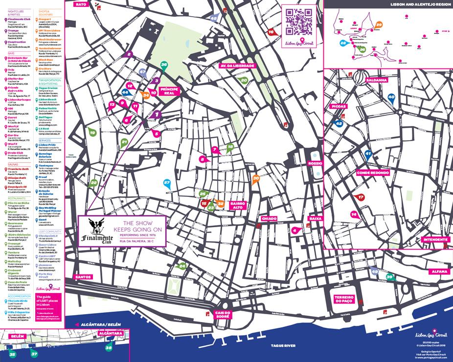 Lisbon Gay Circuit